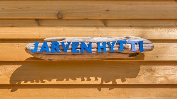 Jarven-Hytti-Lake-Superior-Rental-Sign